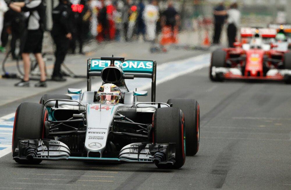 Uus otsus: Bahreini GP kvalifikatsioon sõidetakse ikka uute reeglite järgi