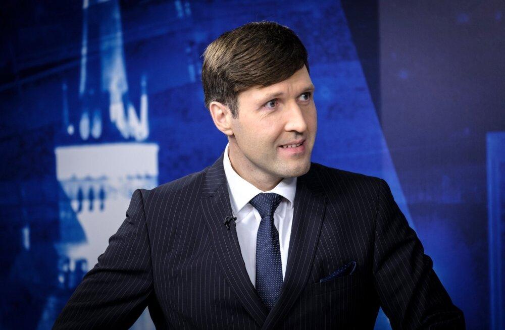 Linnapeakandidaatide debatt Tallinna TVs