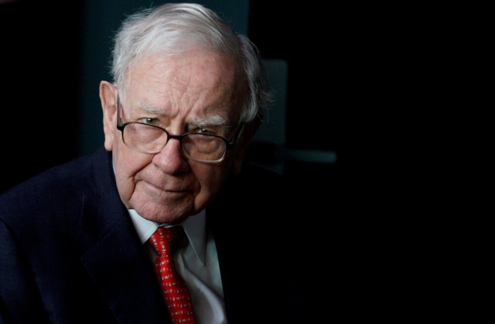"Warren Buffet: ""Krüptovaluutadel puudub reaalne väärtus"""