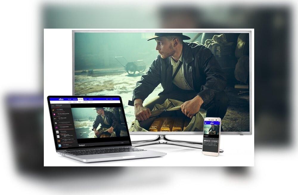 Eesti elanikud hakkavad Eesti telekanaleid nägema kõikjal Euroopa Liidus ilma piiranguteta