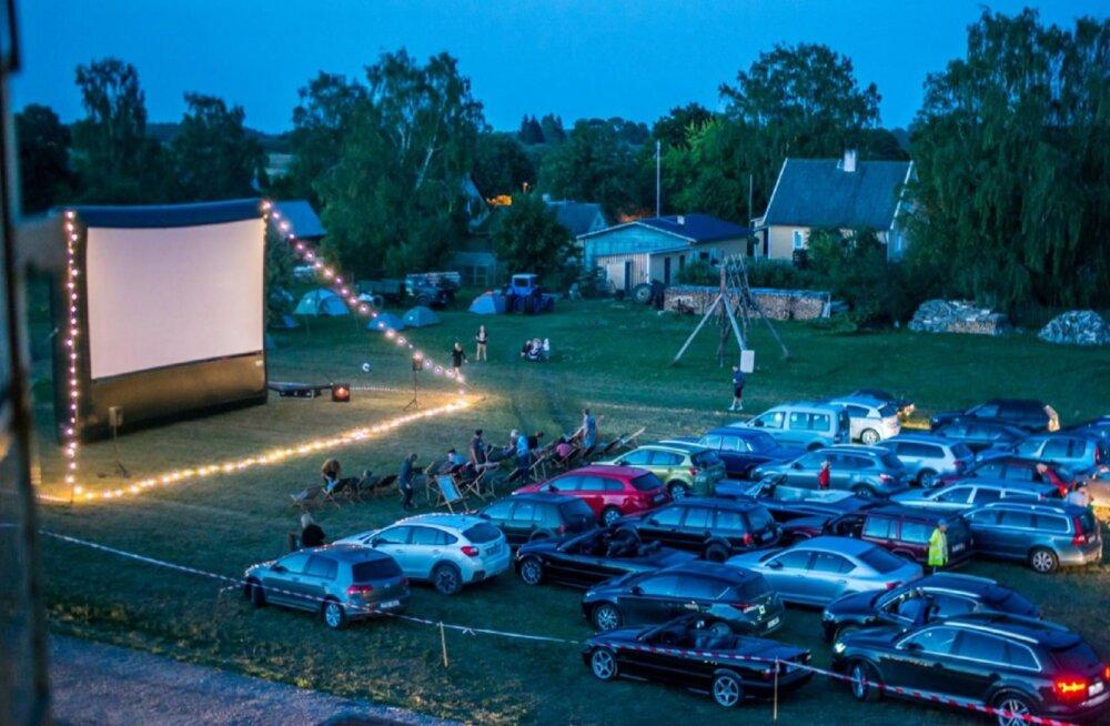 Augustis saab alguse neljas Filmilindifestival