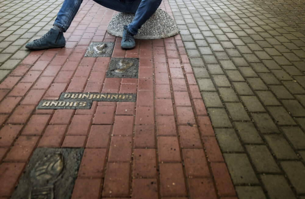 Riskialdis! Andres Dvinjaninovi on elus edasi aidanud eneseiroonia ja kartmatus: ma ei karda lolliks jääda