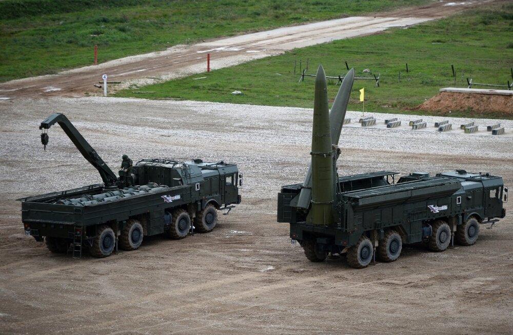 Vene kaitseministeerium: Iskanderide Kaliningradi viimine polnud saladus, üks pandi meelega USA satelliidi alla selle töö kontrollimiseks