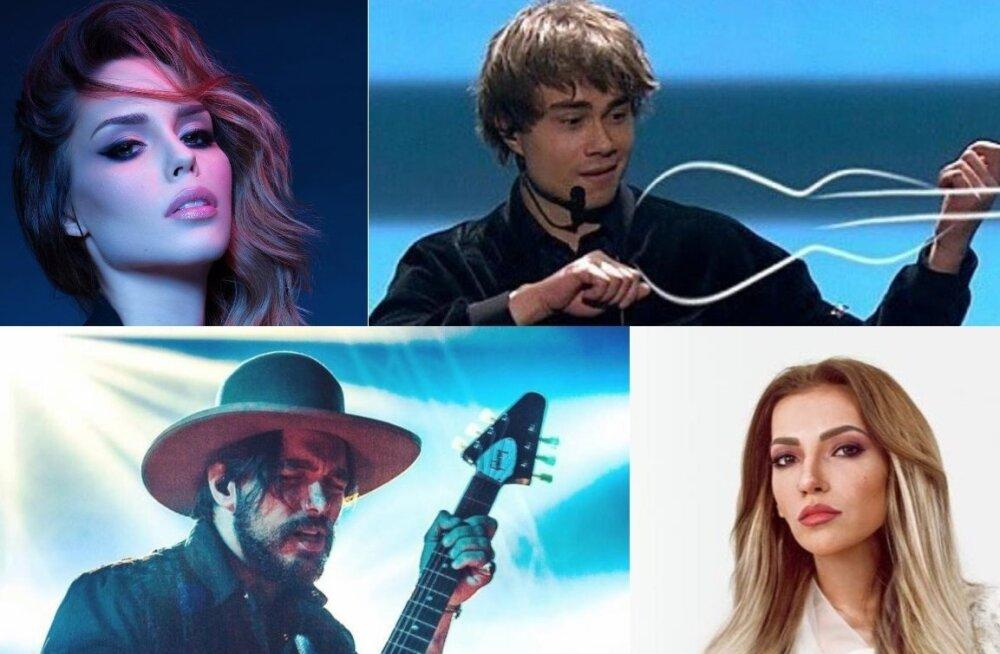 SUUR ÜLEVAADE | Muusikat igale maitsele: Need 43 pala võtavad omavahel mõõtu Portugalis toimuval Eurovisionil