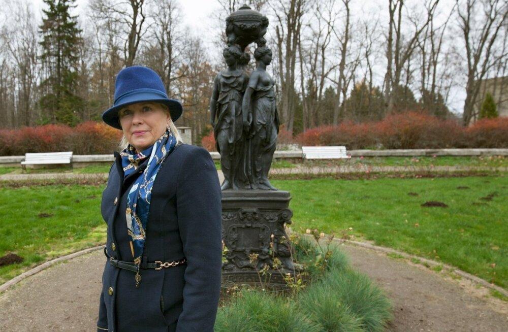 В Тойла хотят восстановить легендарный замок Ору и сделать его летней резиденцией президента Эстонии