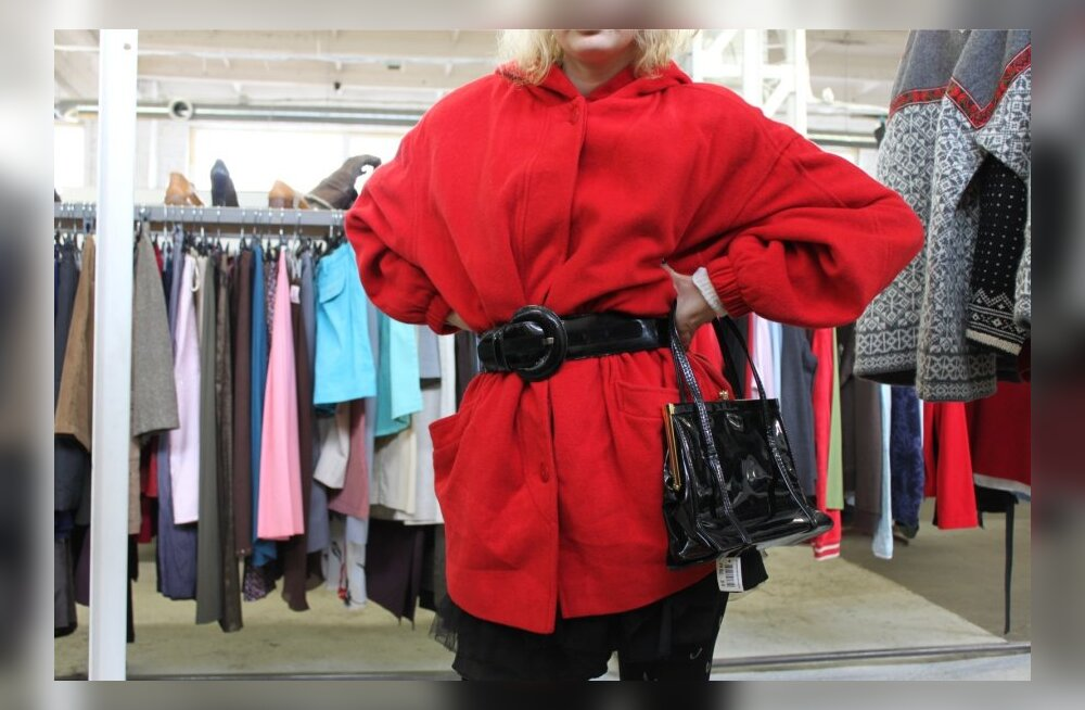 47dcc221693 Lugeja: Eestis on oma hinda väärt ainult kasutatud riided - DELFI