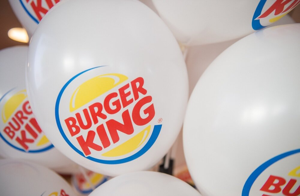 Burger King avamine Tallink Star laeval