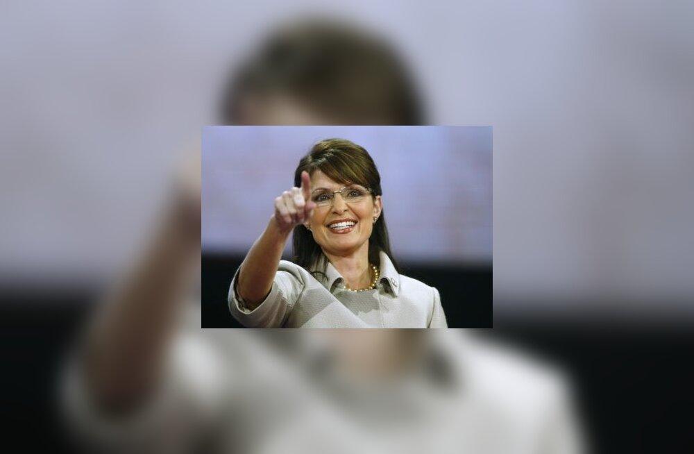Obamale annetati pärast Palini kõnet 10 miljonit