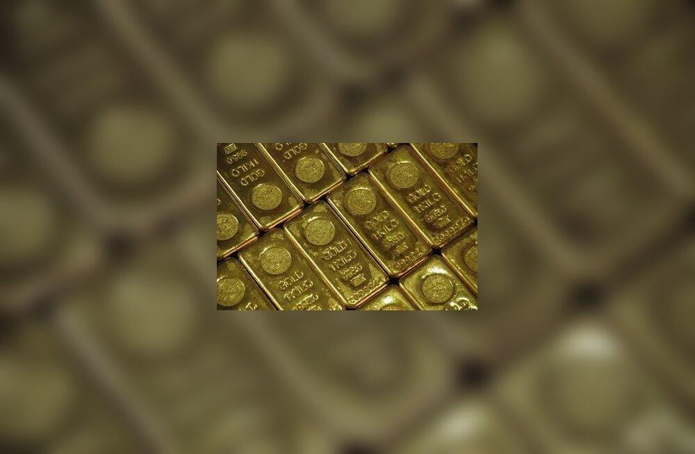 Bakterid toodavad puhast kulda