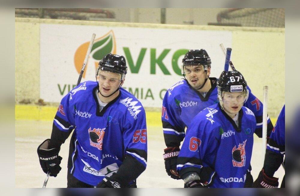 Võidukas Viiking Sport Tallinn