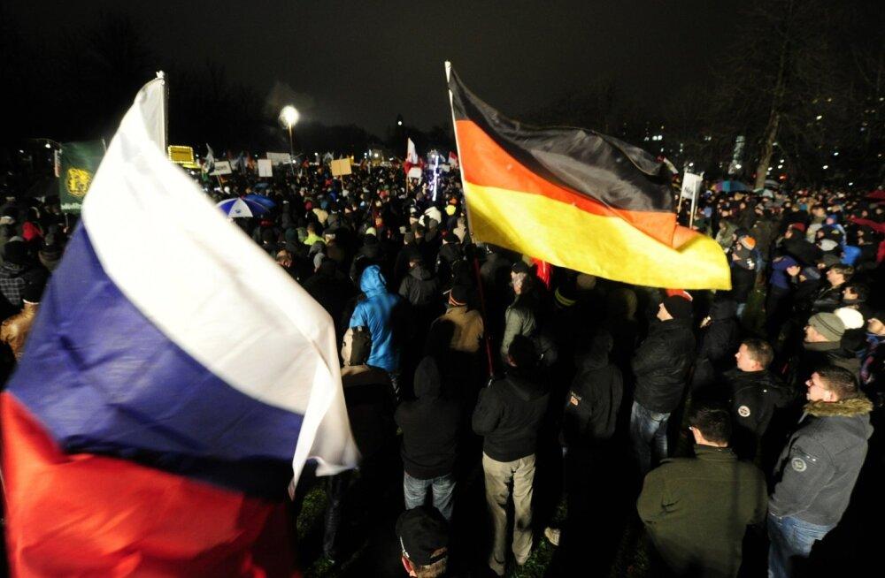 Saksa sisserändevastase liikumise PEGIDA asutas kunagine Ida-Saksa julgeolekutöötaja