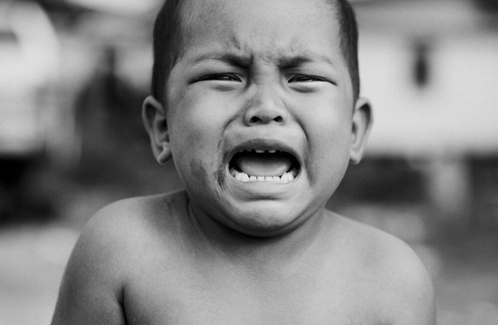 Mihkel Raud lastega poes käimisest: tütar pistab kriiskama ja poiss viskub põrandale pikali, tekitades minus abitus- ja piinlikkustunde