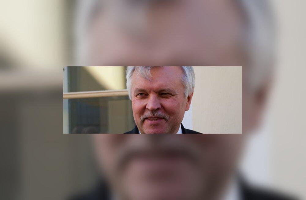 Юри Пихл нацелился на кресло мэра Таллинна