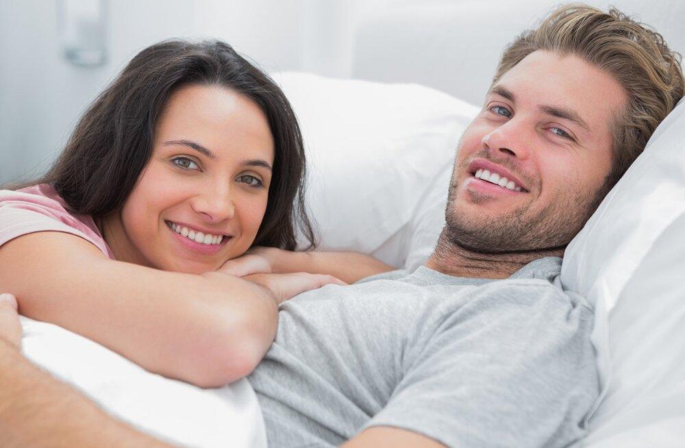 NELI asja, mida su mees saab teha erektsiooni pikendamiseks
