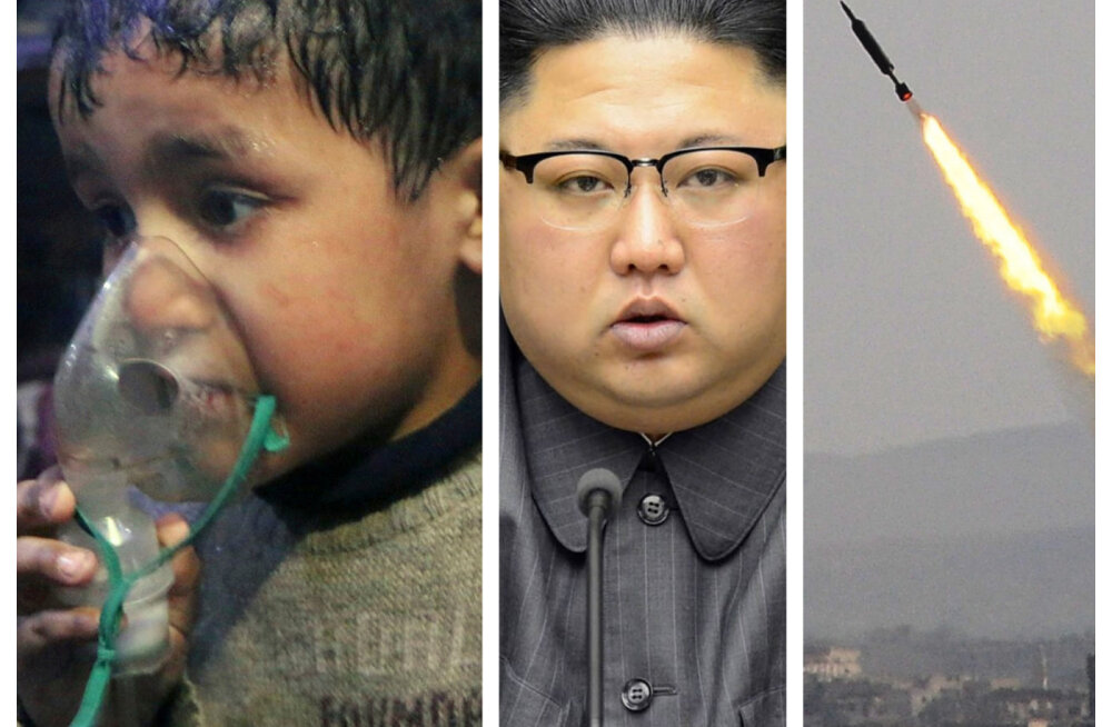 Toomas Alatalu: midagi on sündimas, sest sõimatakse inglasi ja Kim Jong-un on nutikus ise