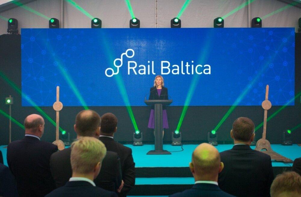 Ревизия: у Rail Baltica проблемы — расходы могут превысить бюджет, проект отстает от графика на полтора года