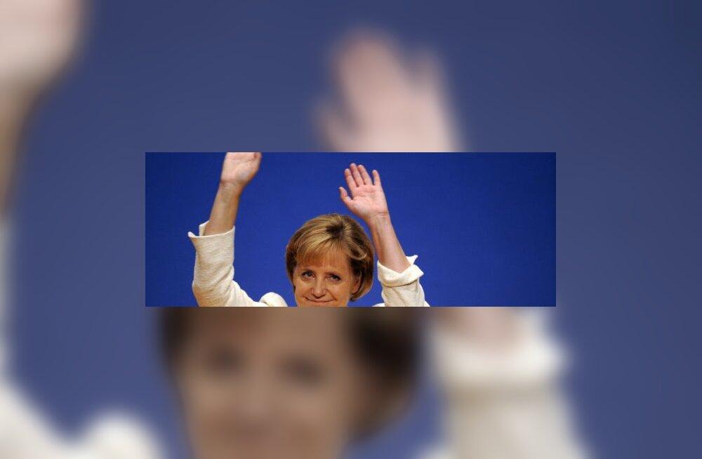 Saksamaa valimised: Merkel jätkab riigi tüürimist