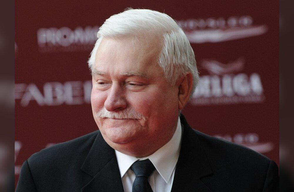 Lech Wałęsa on maoprobleemide tõttu haiglaravil