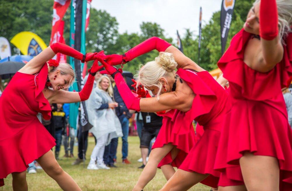 Eesti meistrivõistlused grillimises- Grillfest Pärnu
