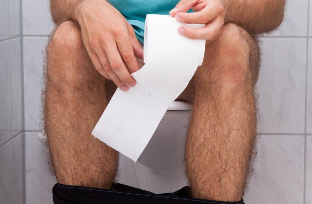 Erik Orgu põhjalik juhend: kuidas on kõige tervislikum tualetipotil istuda?