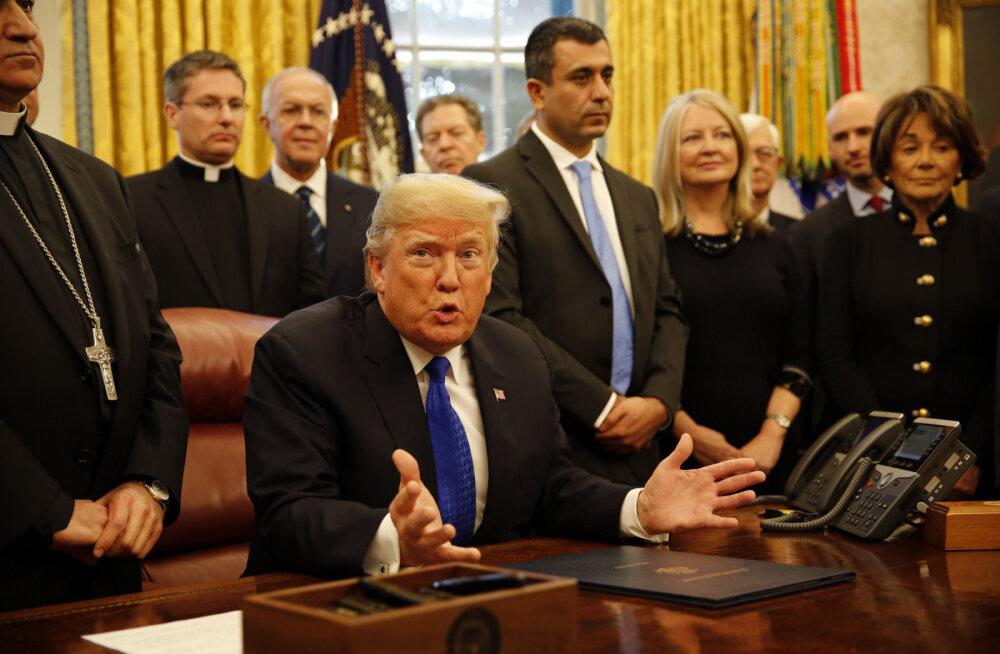 Trumpi otsus Süüriast välja tõmmata tabas üllatusena nii liitlasi kui ka Pentagoni