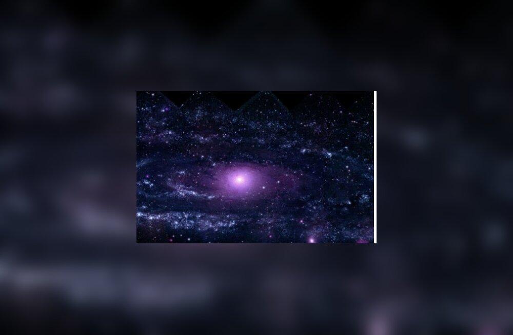 Kust on pärit Universumi ehituskivid?