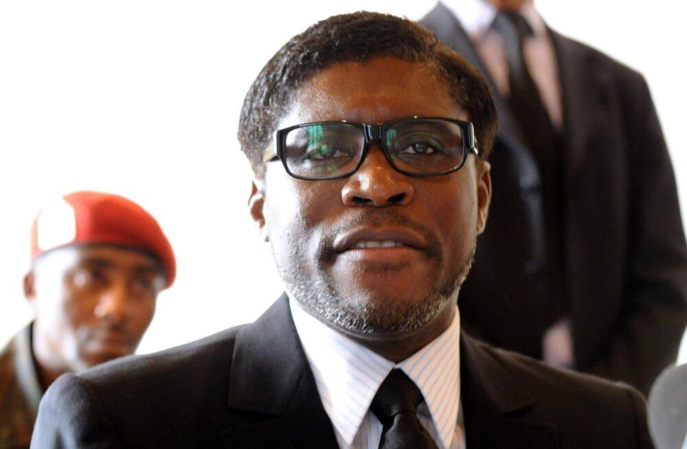 Presidendi poeg püüdis 80 000 dollarilise palgaga osta saja miljoni eurost eluaset