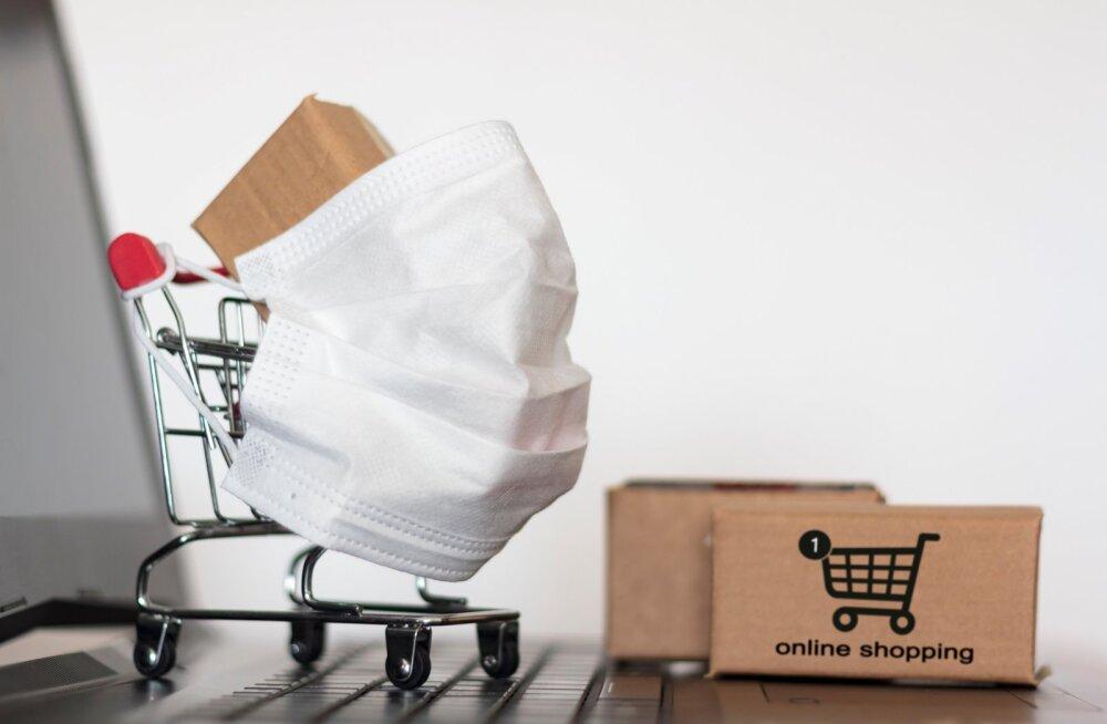 Koroona tõstab pead, mida peab arvestama e-kaupmees?
