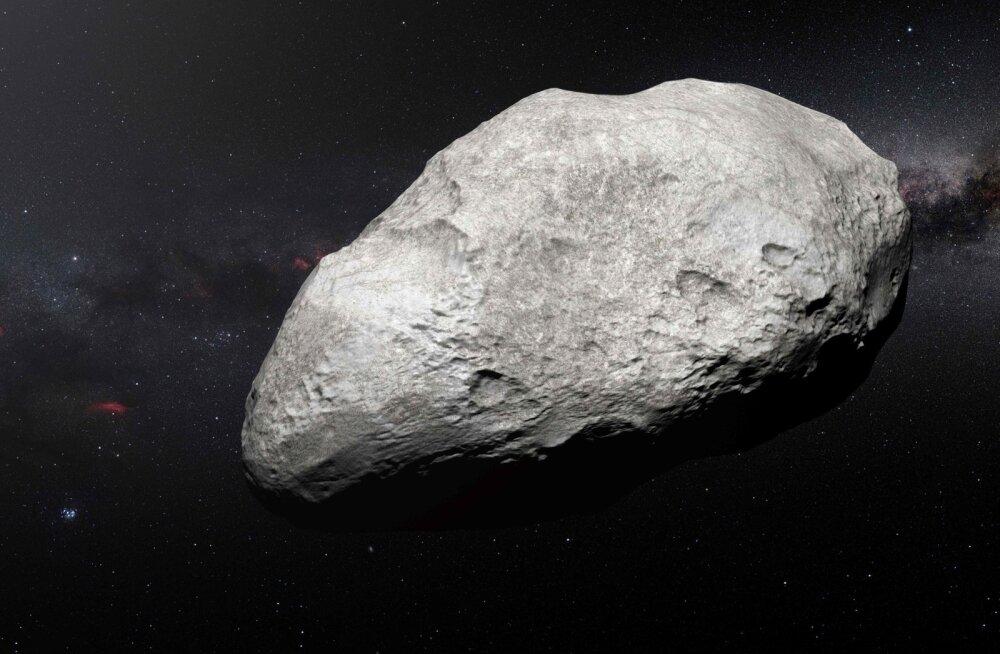 Ootamatu! Maast möödus taas ülilähedalt asteroid