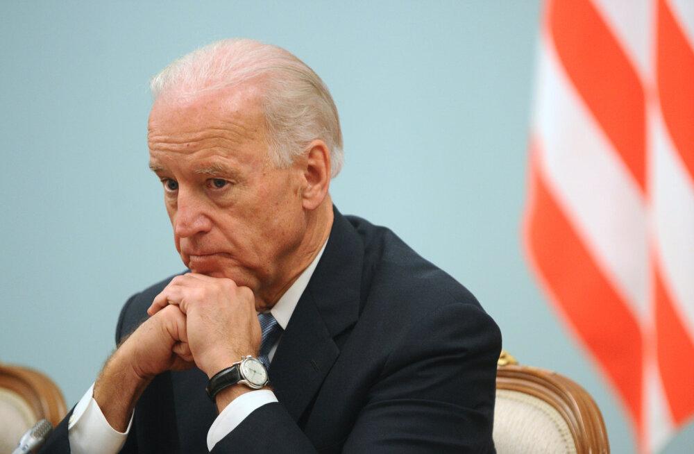 Joe Biden hoiatas luurebriifingu järel Venemaa eest