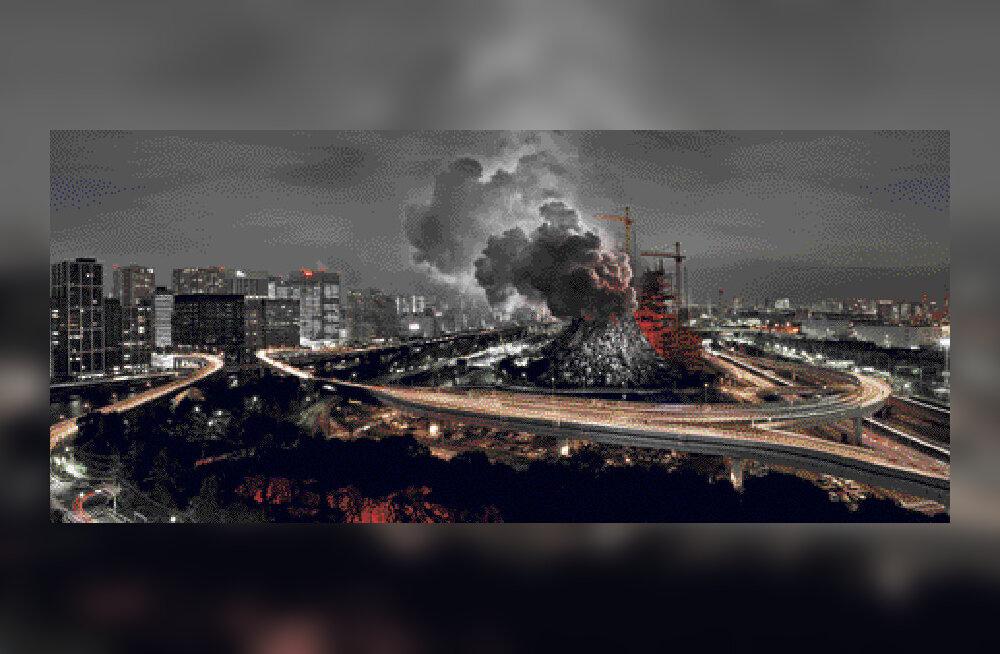 Mis toimub Jaapani megalinnas?