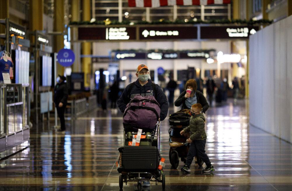 Biden jätab Euroopa reisikeelu kehtima vaatamata Trumpi korraldusele see kaotada