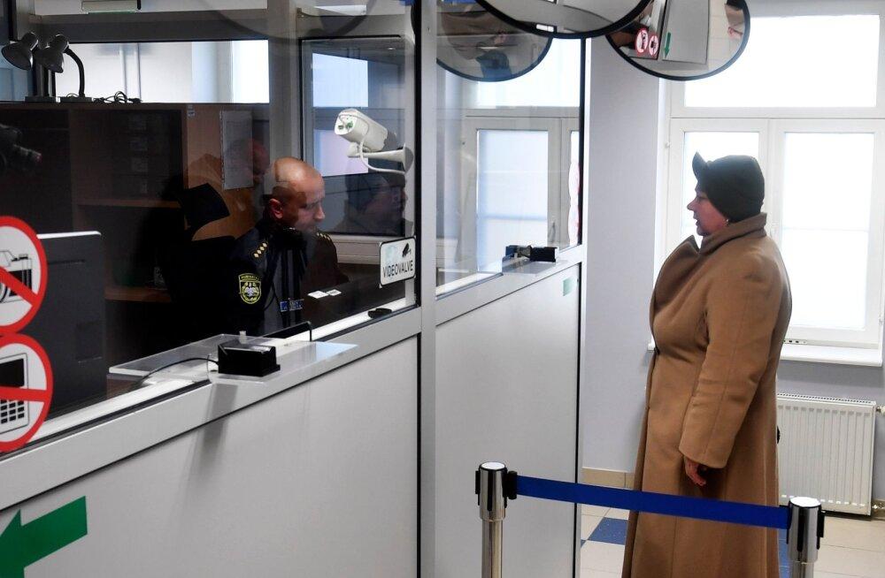 Narva-2 piiripunkti avamine