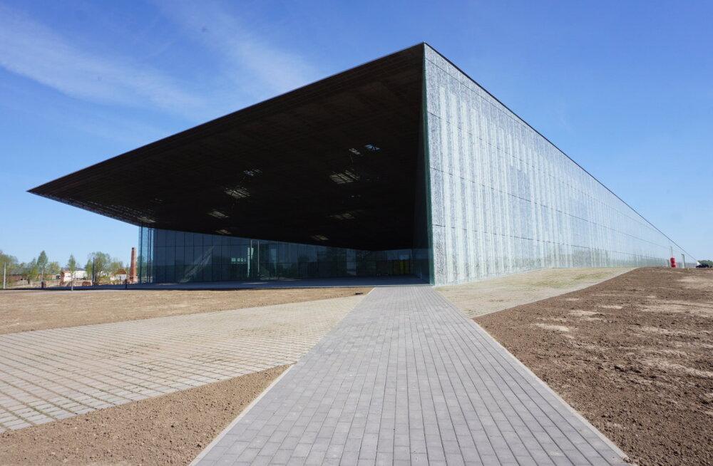 OÜ Evari Ehitus on kaasatud ka ERM ehitusse