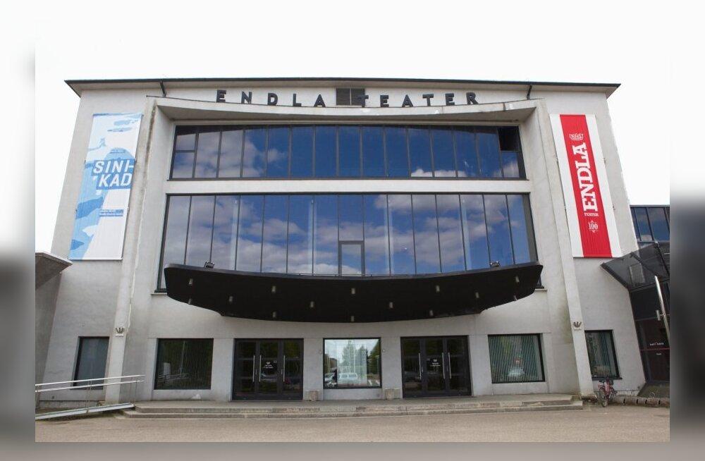 Kultuuripreemiad antakse üle Pärnu teatris Endla