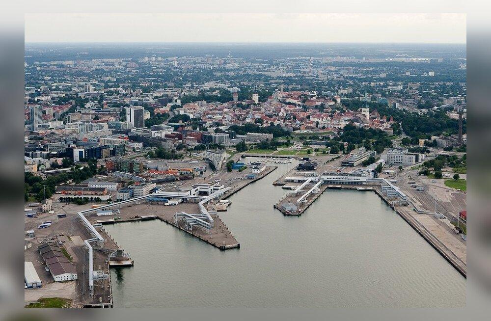 Таллинн чествует участников ученических олимпиад