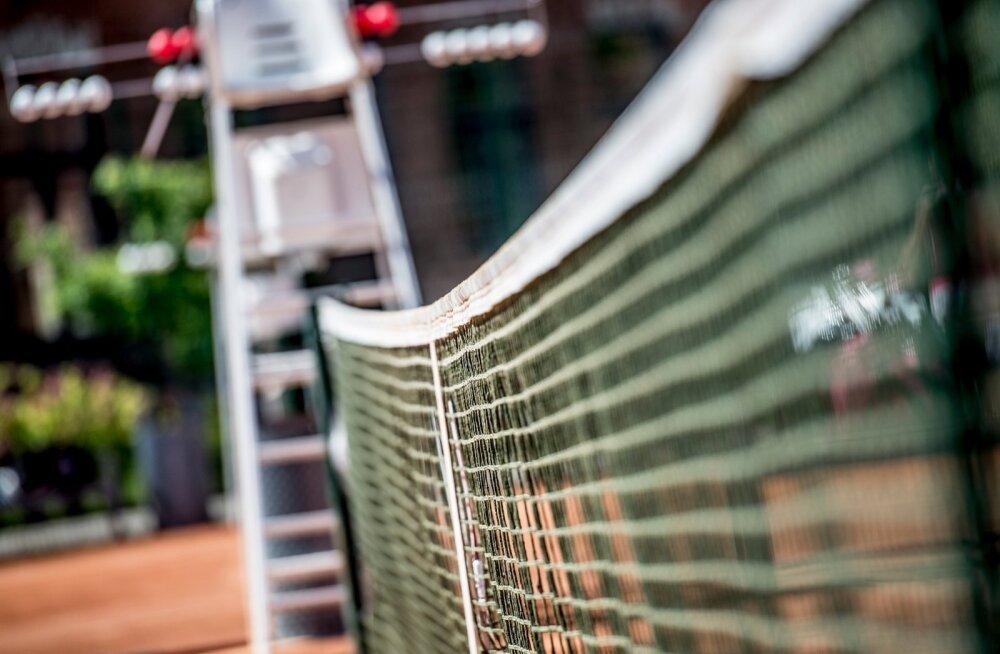 Eesti tennisemeistrivõistlused mängisid