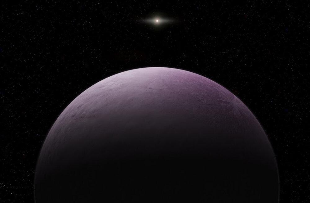 FarFarOut: värskelt avastatud meie päikesesüsteemi kaugeim keha