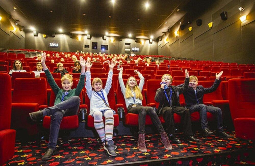 Just Film kutsub lapsi ja noori filme hindama