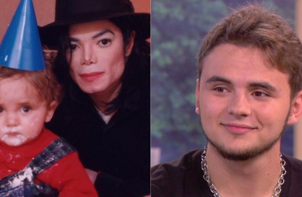 FOTOD | Michael Jackson oleks uhke: Vaata, milliseks võluvaks noormeheks poplegendi vanim poeg on sirgunud!