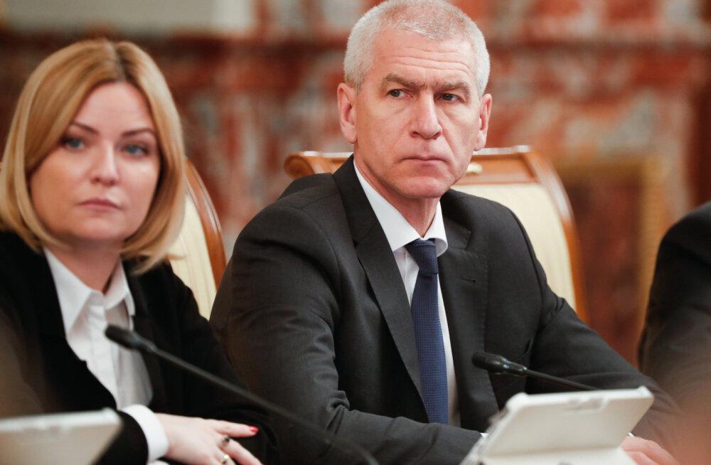Venemaa loodab eriolukorra abil WADA keelust vabaneda: praegu on aeg kokku hoida