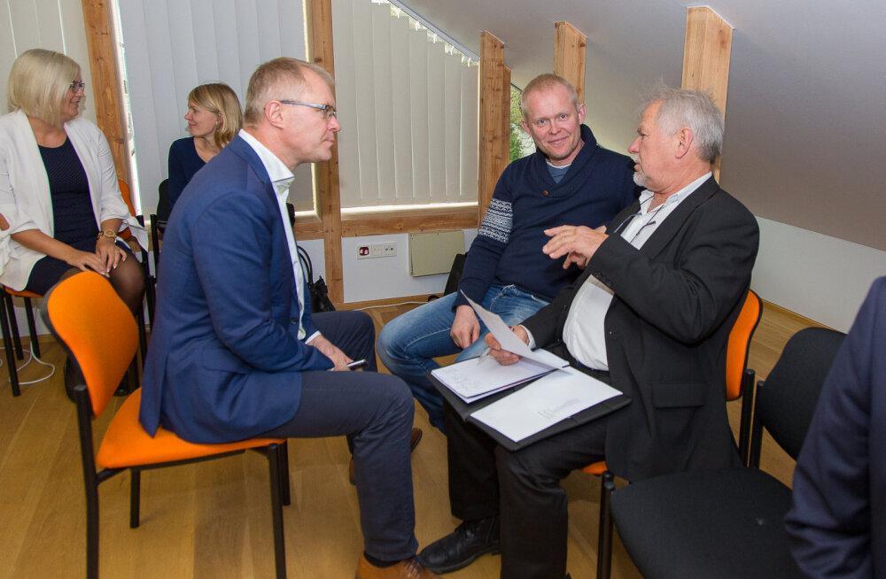 MEIE MAA | Hannes Hanso on puudunud pooltelt volikogu istungitelt
