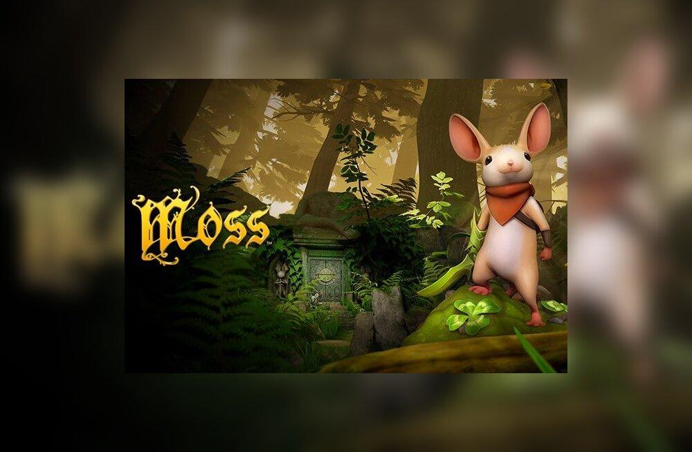 M Kuubis arvustab videomängu | Moss (PSVR) – armas ja fantastiline nagu muinasjutt