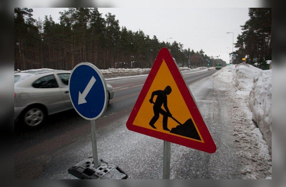 Päev liikluses: kolm õnnetust, neli kannatanut, vahele jäi neli napsutanud juhti