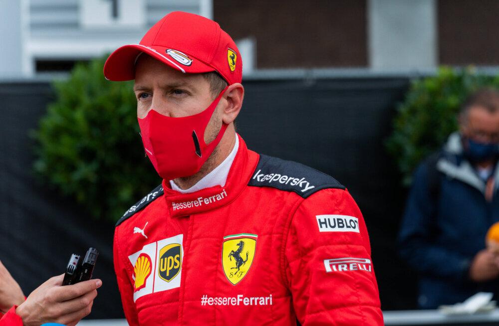 Sebastian Vettel ebaõnnestunud kvalifikatsioonist: midagi üllatavat siin polnud