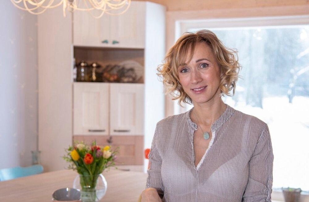 Maakodu, Liina Randpere, köök, Padise