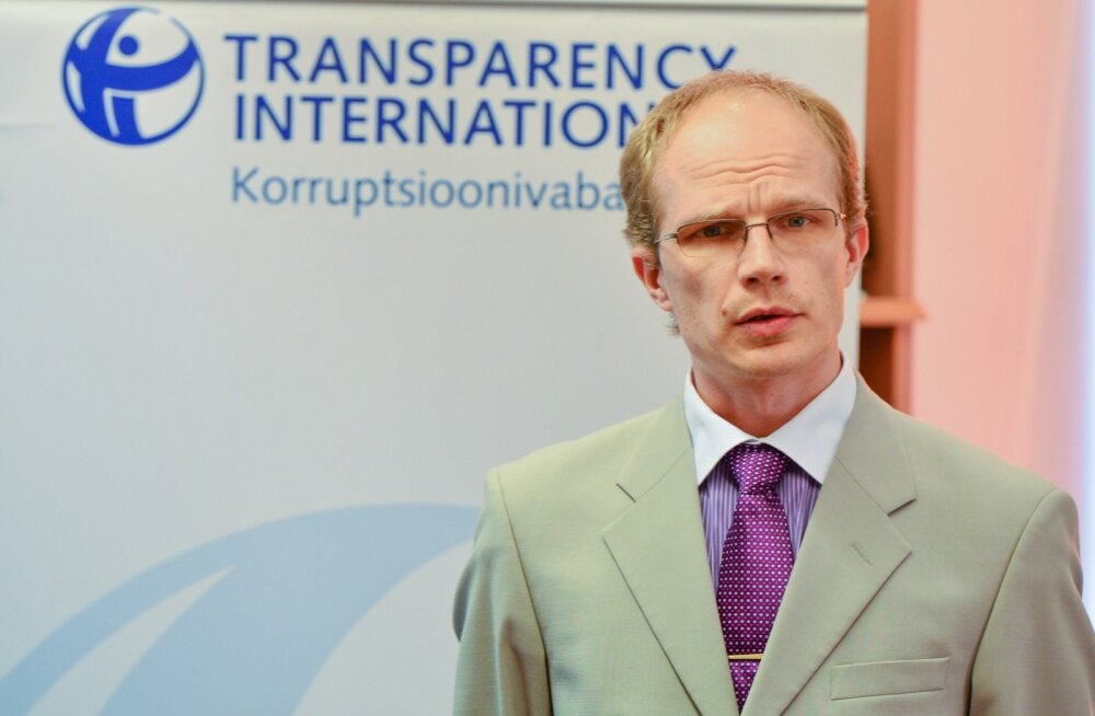 Korruptsiooni baromeeter