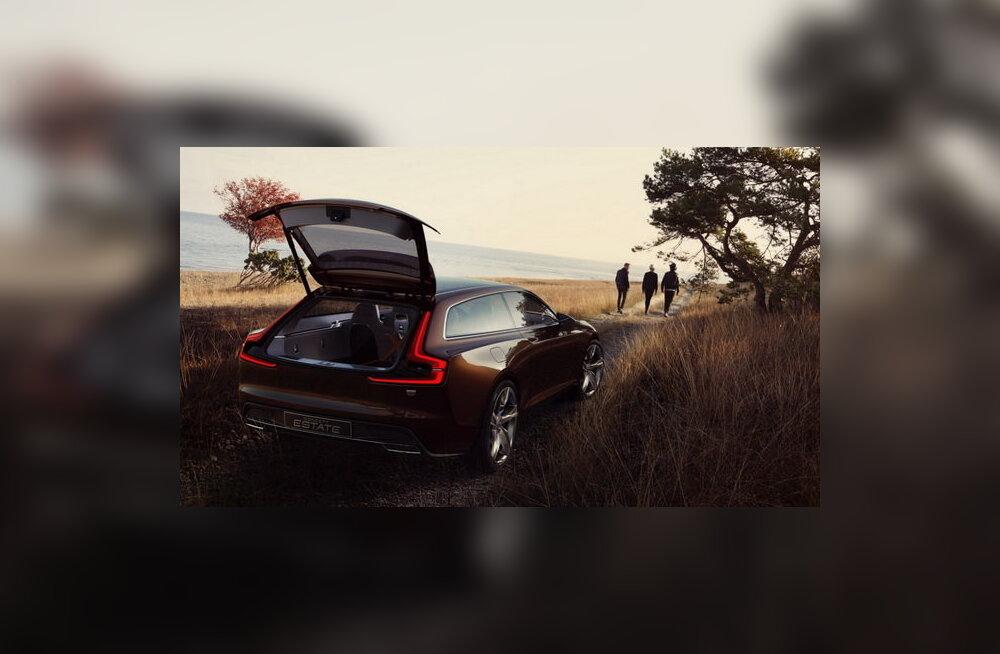 Volvo avaldas juba kolmanda SPA-ideeauto