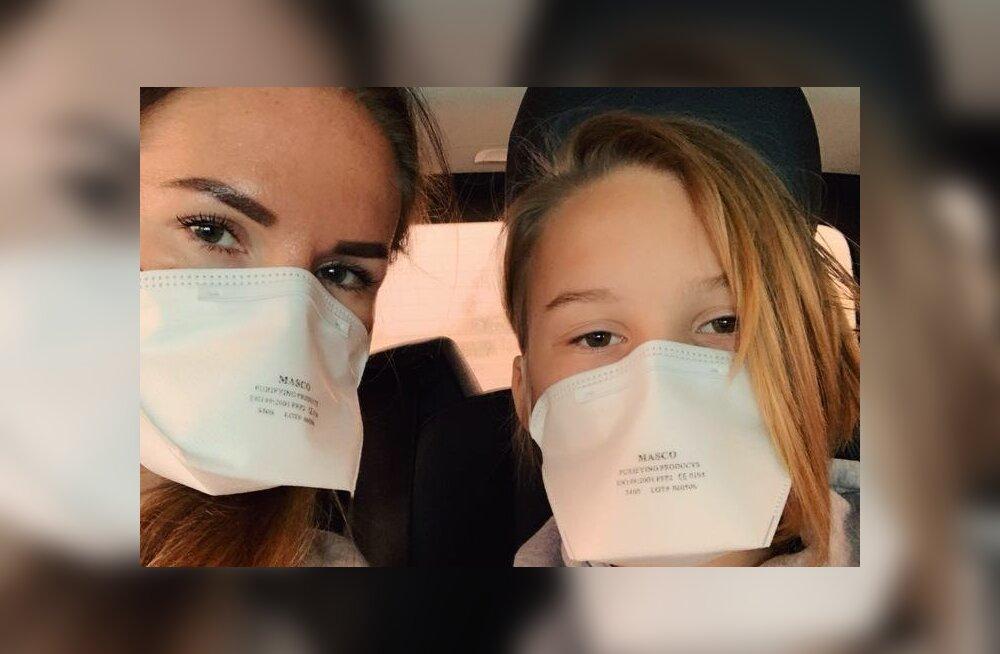 Eraldi taksod ja tühjad lennujaamad | Berit Sal-Saller pääses Hispaaniast koju: ühel hetkel kaalusid koju tuleku plussid sinna jäämise omad üle