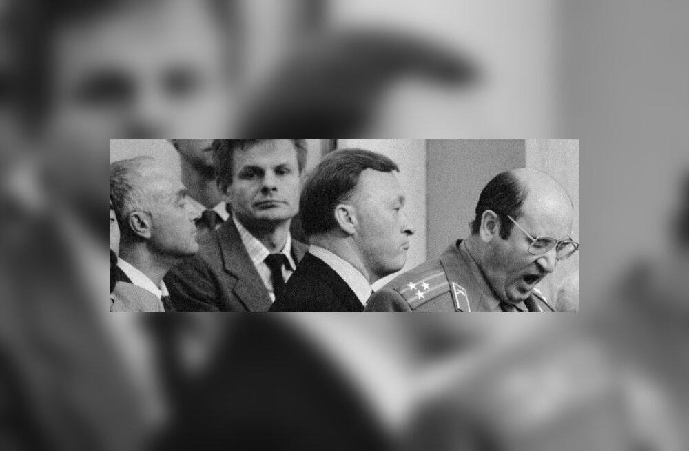 Endine KGB-lane: luureskandaal on mineviku naasmine